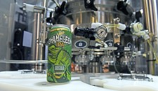 Center of the Universe Rolls Out the Ever-Changing Chameleon IPA