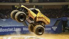 Monster Jam at the Richmond Coliseum