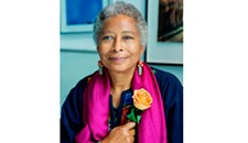 Alice Walker at St. Paul's Baptist Church, Creighton Campus