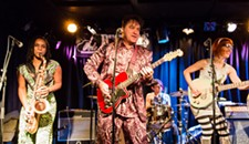Igor and the Red Elvises at Capital Ale House