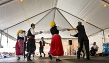 Richmond Greek Festival at Sts. Constantine and Helen Greek Orthodox Cathedral