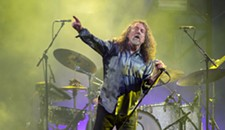 Robert Plant and the Sensational Shapeshiftersat Virginia Credit Union Live