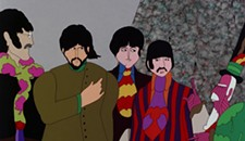 "Bijou Film Center presents the Beatles' ""Yellow Submarine"" at the Byrd"