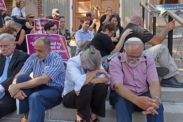Interfaith Vigil   Slideshows   Style Weekly - Richmond, VA local