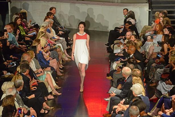 Vcu Fashion Show At Vmfa