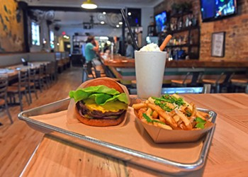Beauvine Burger Concept takes American classics to the next level