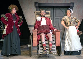 """REVIEW: Firehouse Theatre's """"Invalid"""" will fill your prescription for laughter"""