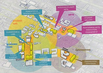 Nearby residents respond to VCU's master plan for the future
