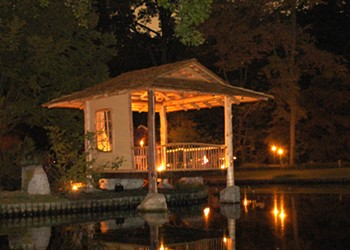 Inspired by a Kyoto exhibit, Maymont unveils its glowing nighttime garden