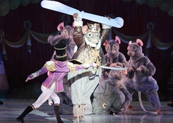 """The Rat King discusses what it's like being the regal rodent in Richmond Ballet's """"The Nutcracker"""""""
