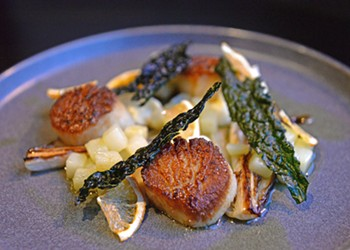 REVIEW: Aloi brings innovative upscale dining with a local focus to Scott's Addition