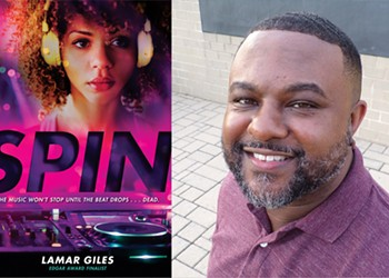 """Young adult author Lamar Giles' new novel """"Spin"""" sets murder in fast-paced music scene"""
