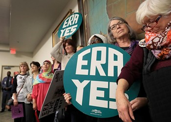 Commentary Update: ERA Bill Supporters Remain Hopeful