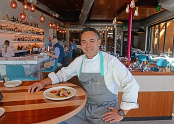 Philippine Fusion: Mike Ledesma perches on the edge of greatness