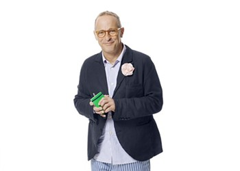Review: David Sedaris at Carpenter Theatre, April 17