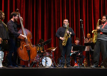 """PREVIEW: The R4nd4zzo Big Band performs a Tribute to Vince Guaraldi Trio's """"A Charlie Brown Christmas"""" at Fuzzy Cactus"""