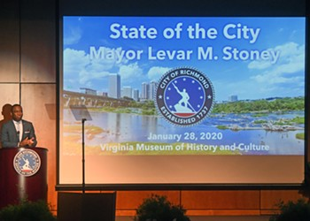 Five Takeaways from Mayor Stoney's State of the City Address