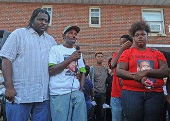 Vigil Marks Sixth Murder in Mosby Court This Year