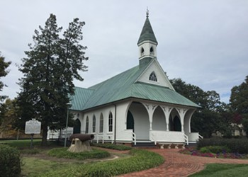 Confederate Chapel to Get Trippy Makeover During InLight