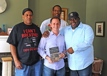 "Book Excerpt: ""Writing Our Way Out: Memoirs from Jail"""