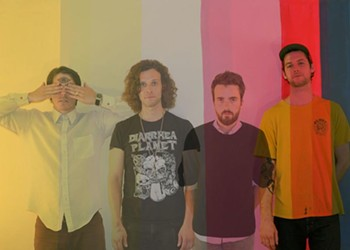 Event Pick: Young Rapids, End Year, Venus Guytrap and Hot Reader at Strange Matter