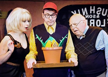 """Theater Review: Swift Creek's """"Little Shop of Horrors"""" Remains Wickedly Amusing"""