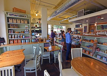 Food Review: Urban Farmhouse Market & Café Spreads Out and Stays Local