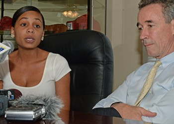 "Joe Morrissey's Wife Criticizes Media, Speaks Out on Being ""Used"""