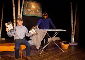 """Theater Review: Swift Creek's """"Almost, Maine"""" Provides a Chance For Actors to Flex Their Muscles"""