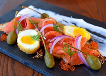 Food Review: Seafood Gets an Upgrade at East Coast Provisions