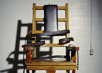 Excerpt: A New Book About the State Penitentiary Explores How the Electric Chair Came to Virginia