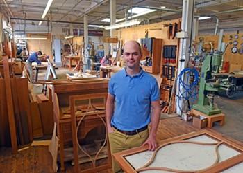 Scott's Addition Furniture-Maker Harrison Higgins Designs for Every Era