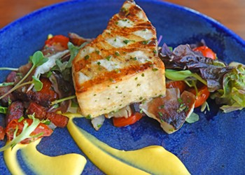 Food Review: Shagbark is a New Favorite From Former Lemaire Chef Walter Bundy