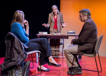 """Theater Review: Richmond Triangle's """"A Kid Like Jake"""" Feels Like an Info Session for Privileged Parents"""
