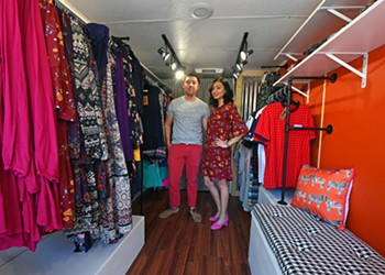 Mobile Clothing Boutiques Search for Their Niche in Richmond