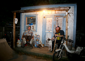 "Coming Soon to TV: Richmond Moped Gang ""Hells Satans"""