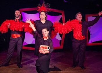 """Theater Review: Swift Creek's """"The Musical of Musicals: the Musical"""" Lovingly Satirizes Broadway Classics"""
