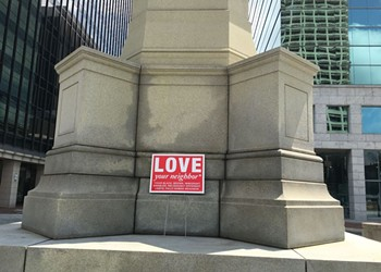 Norfolk Mayor Wants to Move Confederate Monument; Protests Planned Downtown