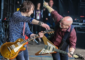 Interview: Influential British Guitarist Andy Powell Talks About His Musical Coming-of-Age