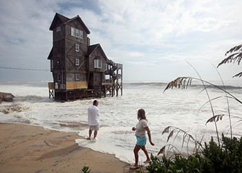 """""""Nights in Rodanthe"""" house for sale for $1.25 million in North Carolina"""
