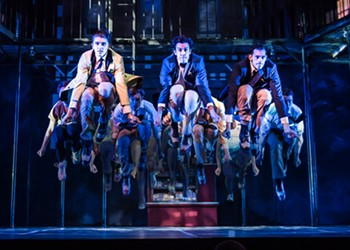 """Virginia Rep's """"West Side Story"""" is a tour de force of talent and technical achievement"""