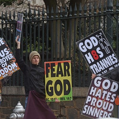 Kazoo Band Counters Westboro Baptist Church Protest
