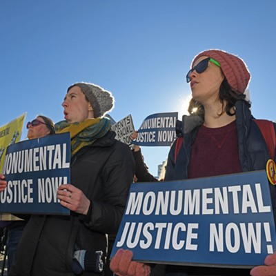 Monumental Justice Rally