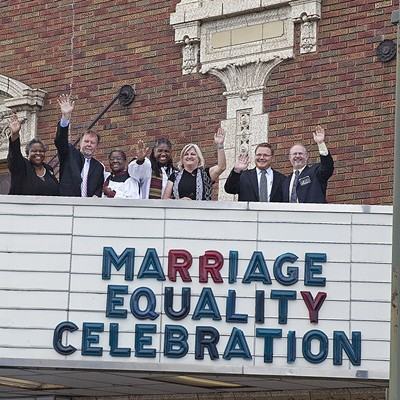 Marriage Equality Celebration