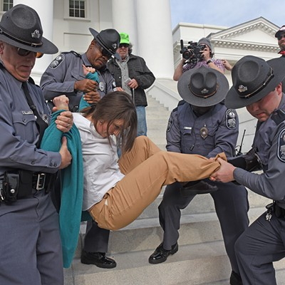 Capitol Arrests