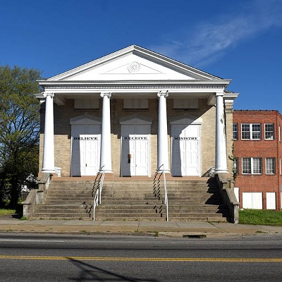Richmond's Streetfront Churches