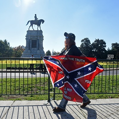 Confederate Heritage Demonstration