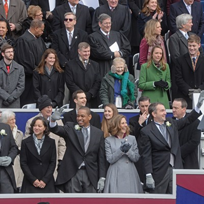 Governor Ralph Northam's Inauguration