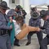 Capitol Arrests