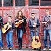 Look For These Mind-Blowing Young Bluegrass Musicians at the Folk Fest